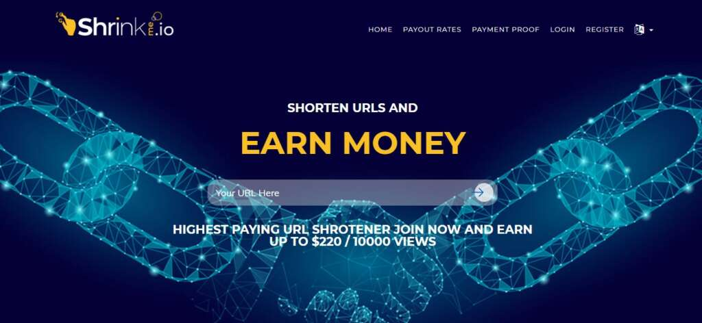 Highest paying URL Shortener 2020