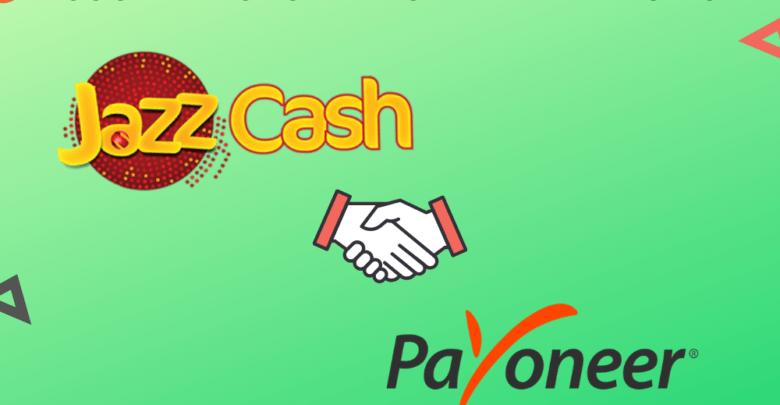 JazzCash and Payoneer