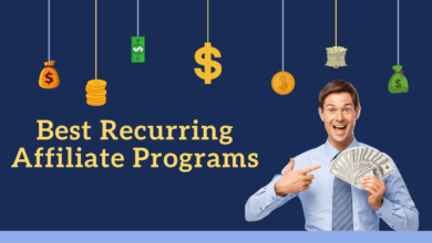Best Recurring Affiliate Programs 2020